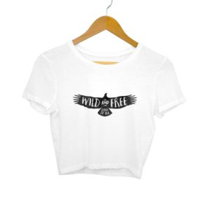 Wild-And-Free-Egal T-Shirt