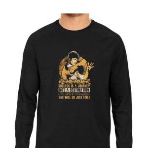 Bruce Lee Quotes T-Shirt