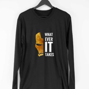 Whatever-It-Takes-Ironman T-Shirt