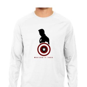 whatever-it-takes Captain T-Shirt