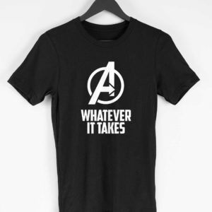Whatever-It-Takes-Avengers T-Shirts